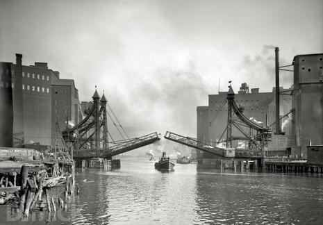 Buffalo, NY, about 1905.